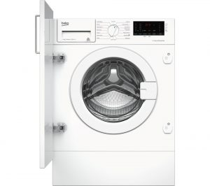 White Beko WIX765450 Integrated Washing Machine Review