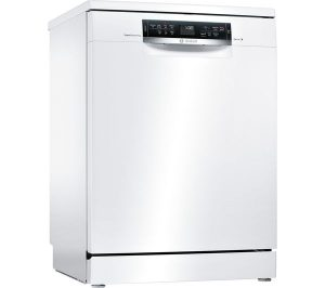White Bosch Bosch Serie 6 SMS67MW01G Full-size Dishwasher Review