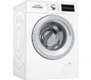 White Bosch Serie 6 WAT28421GB Washing Machine Review