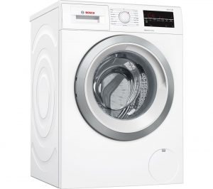 White Bosch Serie 6 WAT28450GB Washing Machine Review