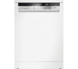White Grundig GNF41821W Full-size Dishwasher Review