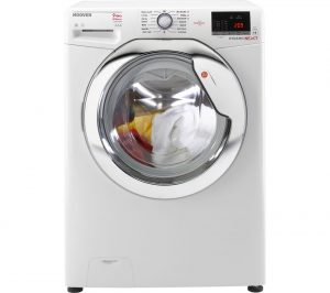White Hoover Dynamic Next WDXOC 686AC NFC Washer Dryer Review