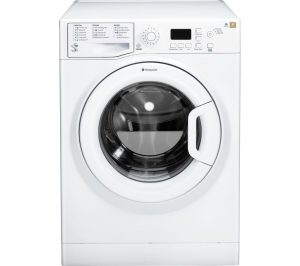 White Hotpoint Aquarius FDF 9640 P Washer Dryer Review