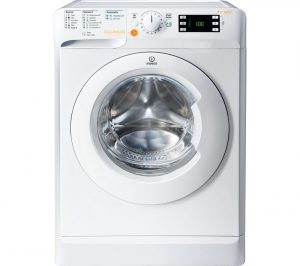 White Indesit XWDE 861480X W Washer Dryer Review