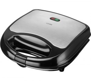 Black and Silver Logik L02SMS17 Sandwich Toaster Review