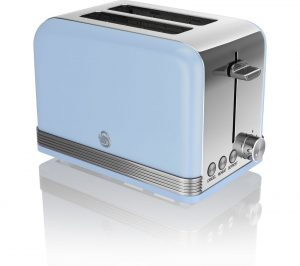 Blue Swan ST19010BLN 2-Slice Toaster Review