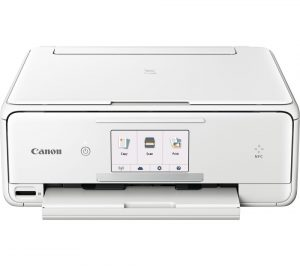 Canon PIXMA TS8051 All-in-One Wireless Inkjet Printer Review