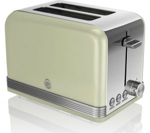 Green Swan ST19010GN 2-Slice Toaster Review