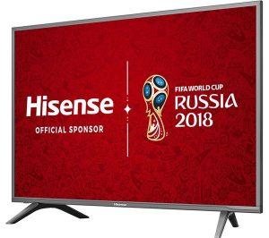 Hisense H43N5700UK 43 inch Smart 4K Ultra HD HDR LED TV Review