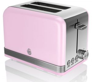 Pink Swan ST19010PN 2-Slice Toaster Review