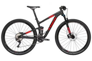 Trek Top Fuel 8 2018 Mountain Bike Review Mountain Bikes
