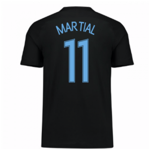 Anthony Martial #11 2017-18 France Away Shirt Review