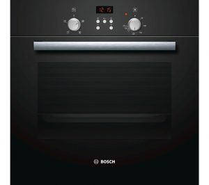 Black Bosch HBN331S4B Electric Oven Review