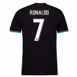 Cristiano Ronaldo #7 2017-18 Real Madrid Away Shirt Review
