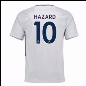 Eden Hazard #10 2017-18 Chelsea Away Shirt Review
