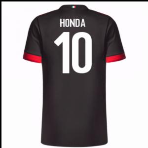 Keisuke Honda #10 2017-18 AC Milan Third Shirt Review