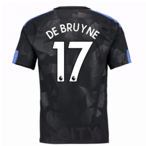 Kevin De Bruyne #17 2017-18 Man City Third Shirt Review