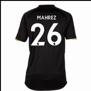 Riyad Mahrez #26 2017-18 Leicester City Away Shirt Review