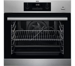 Stainless Steel AEG BES352010M Electric Oven Review