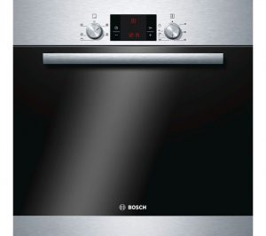 Stainless Steel Bosch HBA13B150B Electric Oven Review