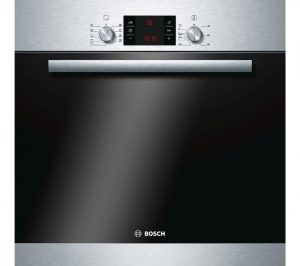 Stainless Steel Bosch HBA53R150B Electric Oven Review