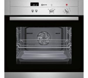 Stainless Steel Neff B12S32N3GB Electric Oven Review