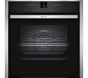Stainless Steel Neff B17CR32N1B Electric Oven Review