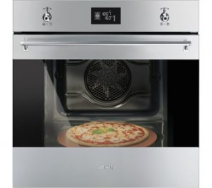 Stainless Steel Smeg SF6390XPZE Electric Oven Review