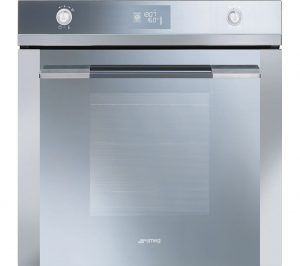 Stainless Steel Smeg SFP125E Electric Oven Review
