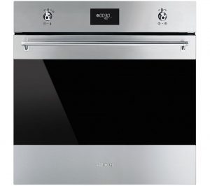Stainless Steel Smeg SFP6378X Electric Oven Review