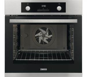 Stainless Steel Zanussi ZOA35972XK Electric Oven Review