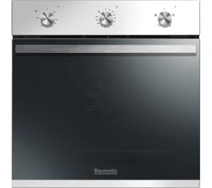 White Baumatic BOFM604W Electric Oven Review