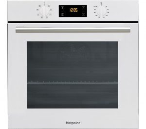 White Hotpoint SA2 540 HWH Electric Oven Review