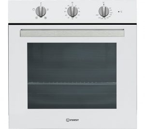 White Indesit Aria IFW 6330 Electric Oven Review