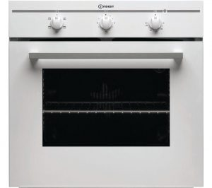 White Indesit FIM21KBWH Electric Oven Review