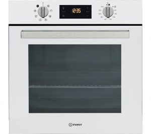 White Indesit IFW 6340 WH Electric Oven Review