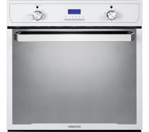 White Kenwood KS101WH Electric Oven Review