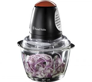 Black and Red Russell Hobbs Desire Mini Chopper Review