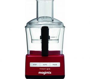 Red Magimix C3160 Food Processor Review