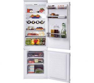 Hoover HBBS 100UK Integrated Fridge Freezer Review
