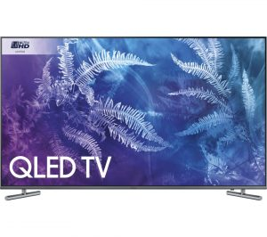 Samsung QE55Q6FAMT 55 inch Smart 4K Ultra HD HDR QLED TV Review