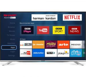 Sharp LC-40CFG6452K 40 inch Smart LED TV Review