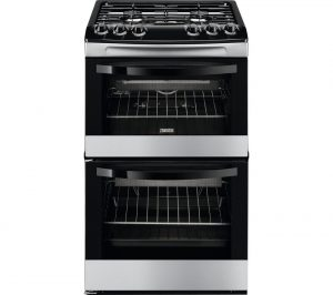 Stainless Steel Zanussi ZCG43010XA 55 cm Gas Cooker Review