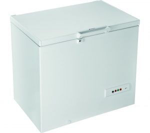 White Hotpoint CS1A 250 H FA UK Chest Freezer Review