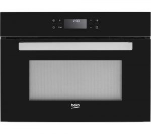 Black Beko BCW14500B Compact Electric Oven Review