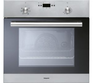 Silver Hotpoint FU 5Y0 IX H Electric Oven Review