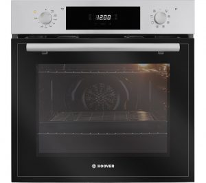 Stainless Steel Hoover HSO8650X Electric Oven Review