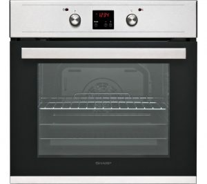 Stainless Steel Sharp K-61D27IM1 Electric Oven Review