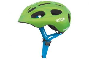 Green Abus Youn-I Youth Helmet Review