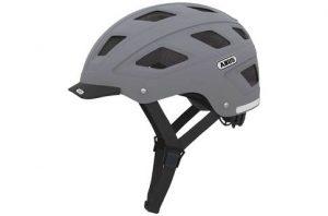 Grey Abus Hyban Urban Helmet Review